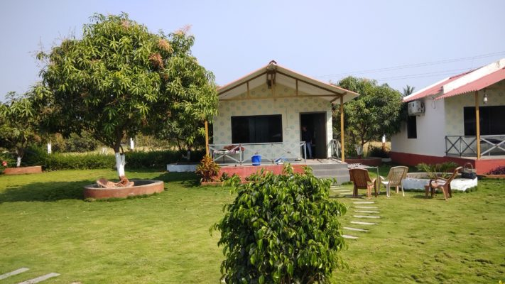 Exotic Expedition in Sasan Gir - Raw Community Homes (Nes)