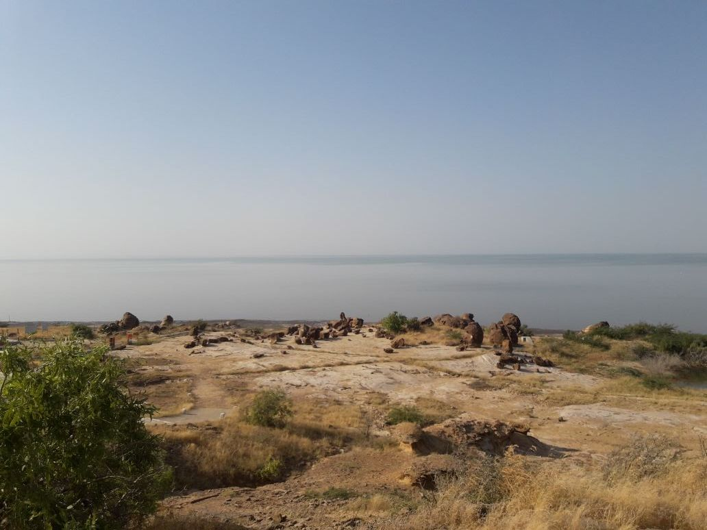 A Walk Through Dholavira : Changing Landscape from Green to Yellow